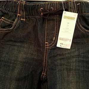 Gymboree Bottoms - NWT  Gymboree Boys Jeans 2T